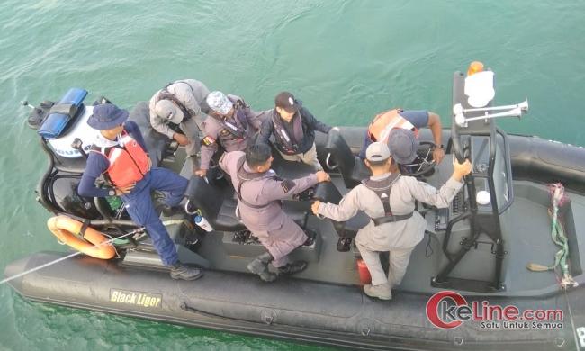 Potret Hari ke 4 Latma United States Coast Guard dan Indonesian Coast Guard