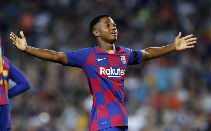 Hasil Akhir Barcelona vs Levante, Bintang Muda Barca Borong Dua Gol