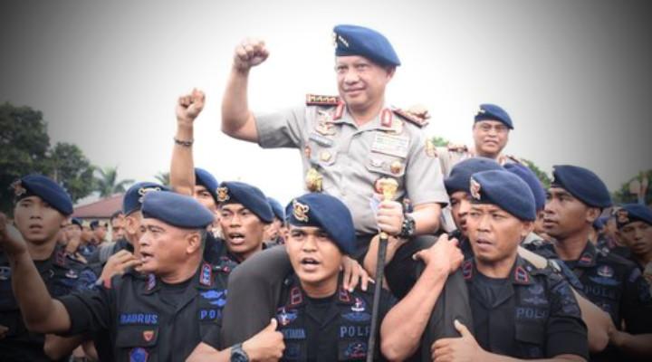 Tito; Polisi Bertindak Semena-mena Akan Ditindak Tegas