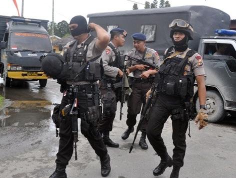 101 Personel Brimob Polda Riau Dikirim ke Papua