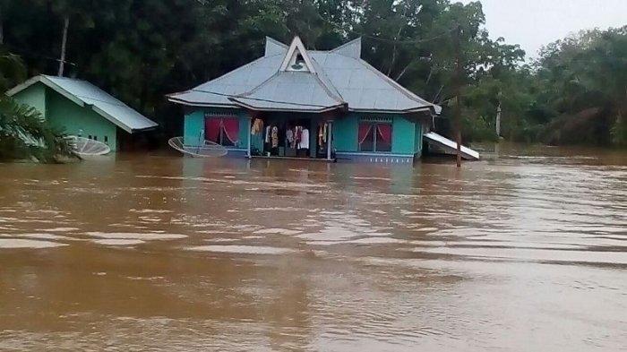 Pelalawan Darurat Banjir dan Longsor!