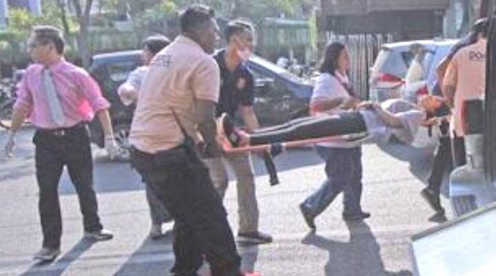 Korban Ledakan Bom Surabaya Bertambah 11 Tewas 41 Luka