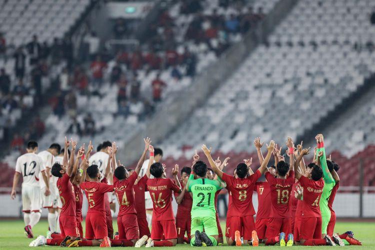 Bermain Imbang dengan Korea Utara. Indonesia U19 Memastikan Diri Lolos Ke Putaran Final Piala Asia 2