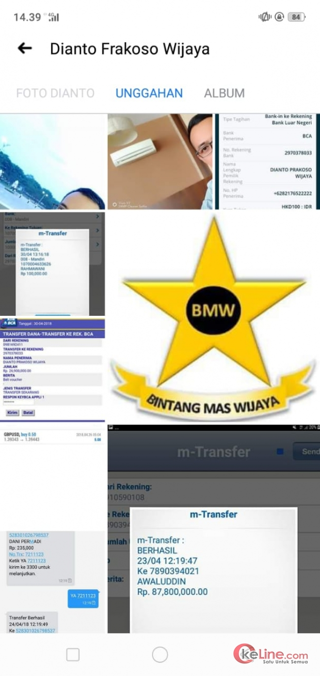 Alamak, Owner BMW Cash Diasahan Dilaporkan Kepolisi