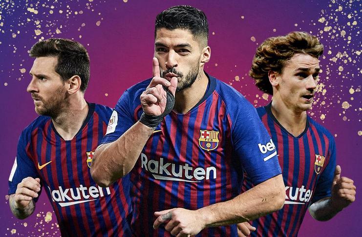 Transfer Griezman Ke Barcelona Jadi Klasual Rilis Termahal Dalam Sejarah