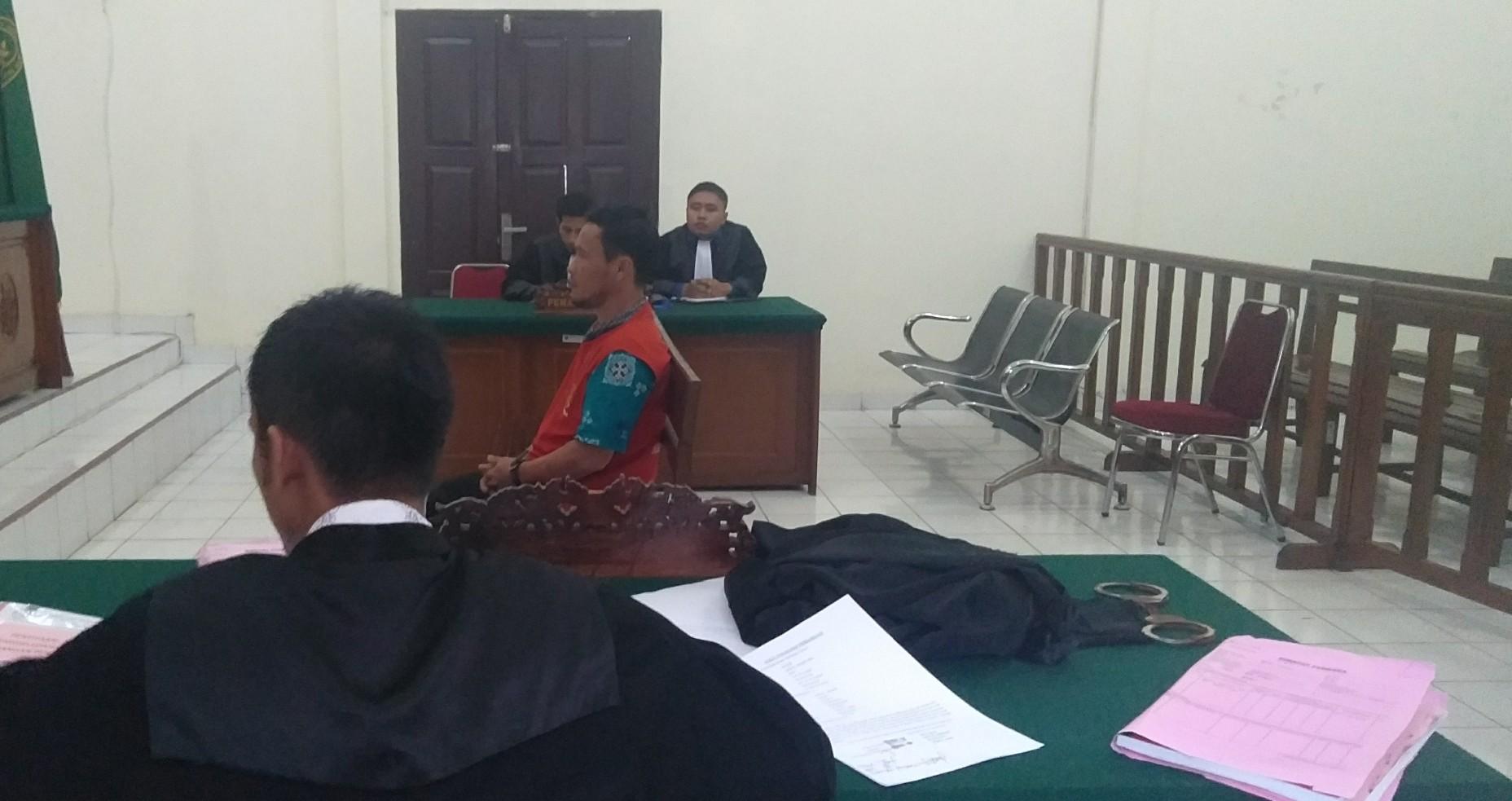 Pembunuh Sadis Siswi SD di Rohil ini Terancam Hukuman Mati