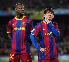 Polemik Messi dan Abidal Akhirnya Usai Setelah Keduanya Memutuskan Bedamai