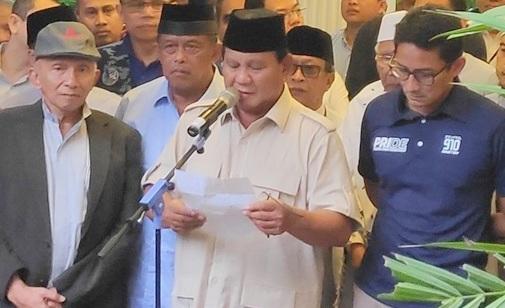 Ada Istilah Revolusi Emak-emak Prabowo