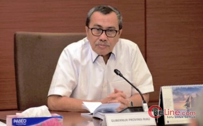 16.694 OPD Virus Corona Riau, Gubri Prioritaskan Rapid test Untuk TKI