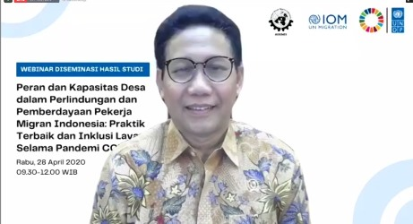 Corona Mengganas, Pekerja Migran Indonesia Terpaksa Pulang Kampung