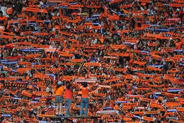 Penonton EL CLASICO Indonesia Kalahkan Final Liga Champion