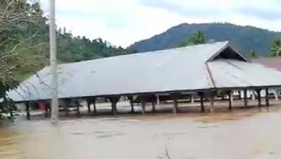 58 Rumah di Kabupaten Konawe Hanyut