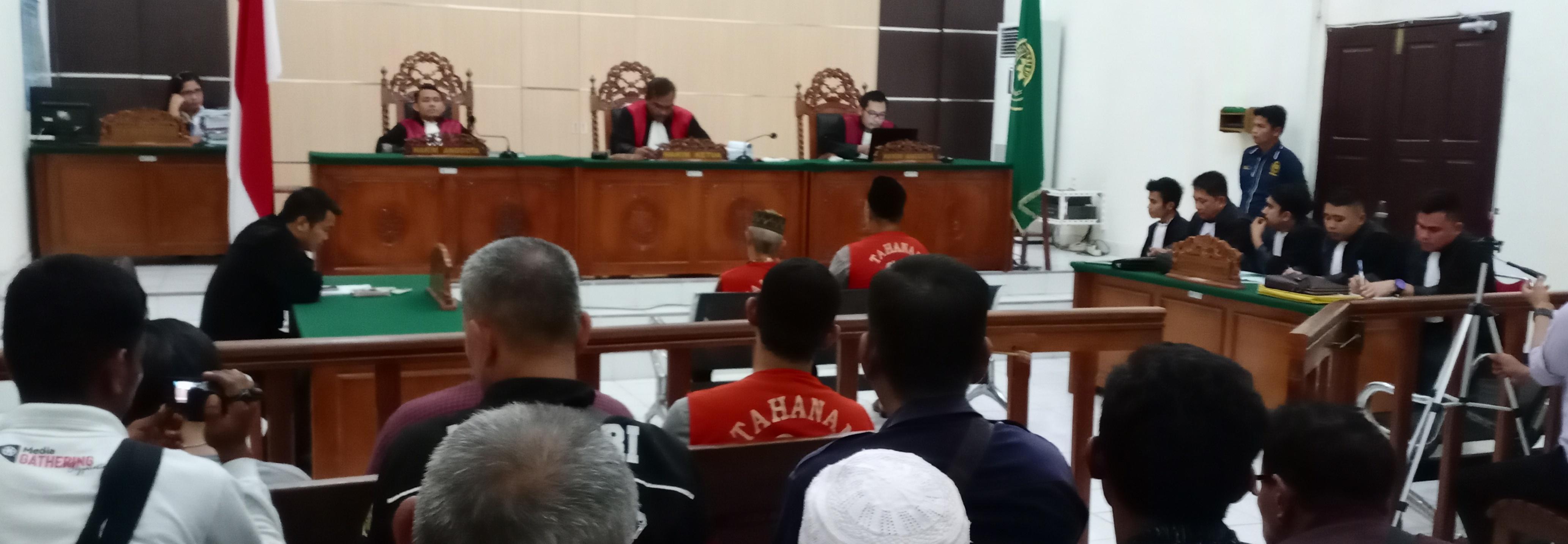 Divonis 2 Tahun 8 Bulan , Kuasa Hukum Penghulu Putat, Kita Akan Uji Putusan Hakim di Tingkat Banding