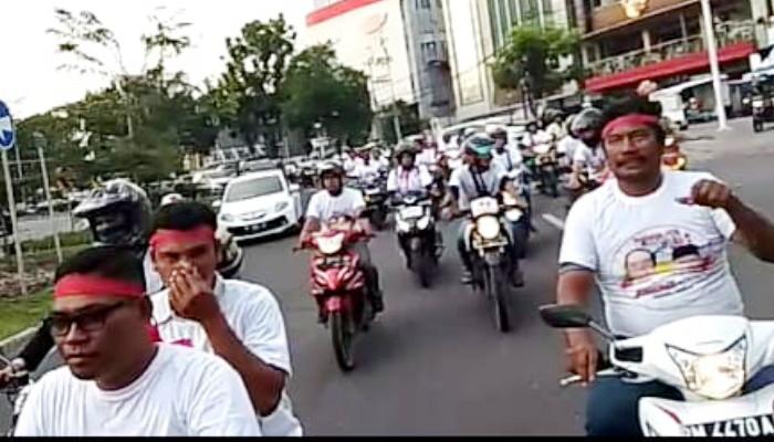 """Kalah di Riau, 17 Relawan Jokowi Ingatkan """"Jangan Cari Kambing Hitam"""""""