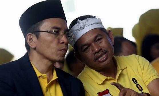 Basis Prabowo di Jawa Barat Kata TGB Perlu Lebih Intensif untuk Disapa