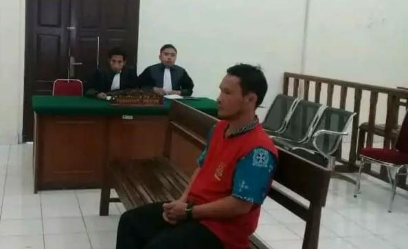 Terdakwa Pembunuh Anak  di Rohil Di Vonis 15 Tahun Penjara, Ini Pertimbangan Hakim