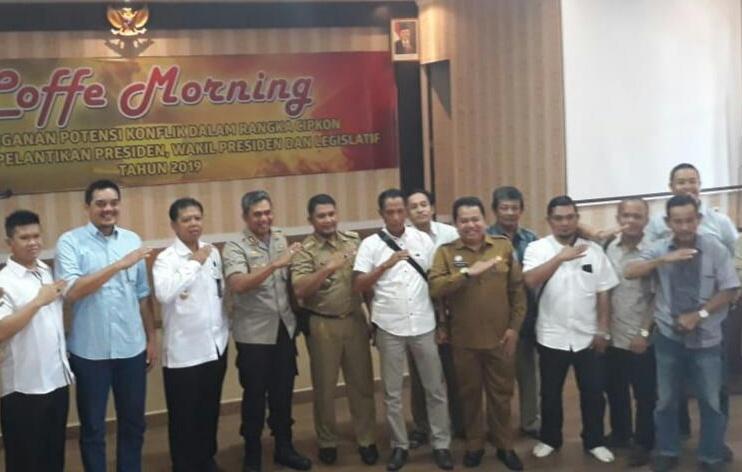 Forkompinda Belitung Dukung Dunia Invetasi Penunjang Wisata Belitung