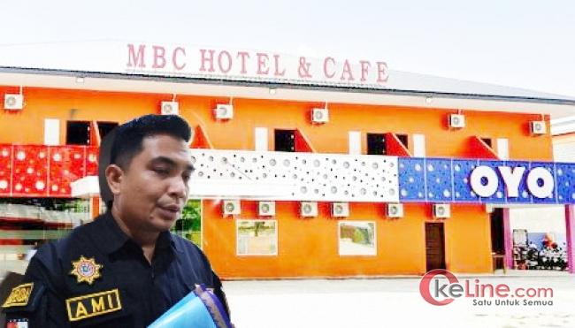Masalah Izin MBC Hotel Kata Kepala Bapeda Kota Pekanbaru dengan M Jamil