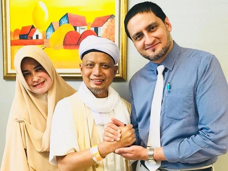 Alhamdulillah, Kondisi Kesehatan Ustaz Muhammad Arifin Ilham Pulih
