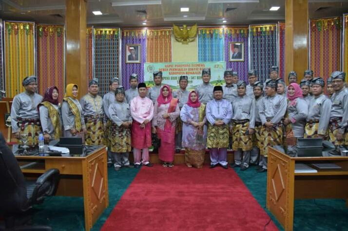 Kabupaten Bengkalis Meriahkan Hari Jadi ke-507