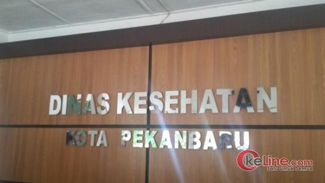 Diskes kota Pekanbaru Sarankan Penderita Rentan ISPA Tetap Menggunakan Masker