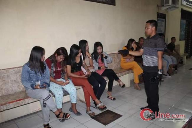 Gelar Cipkon, Tim Gabungan Diasahan Amankan 42 Orang