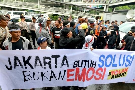Tokoh Jakarta Minta 22 Mei Pemerintah Umumkan Jakarta Status Darurat