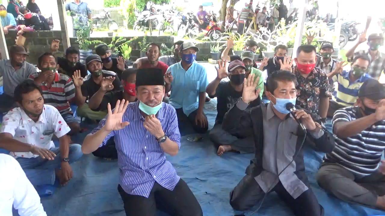 Paslon AMAN , Jika Jadi Bupati, Desa Sukajadi Kenangan yang Tak Mungkin Terlupakan