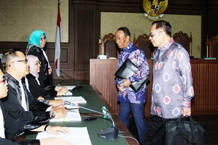 Nama Setya Novanto Menjadi Topik Hangat Disidang Korupsi e-KTP