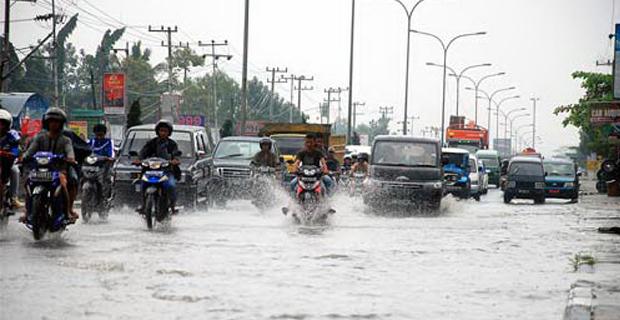 PUPR kota Pekanbaru Akan Benahi 30 Titik Lokasi Banjir