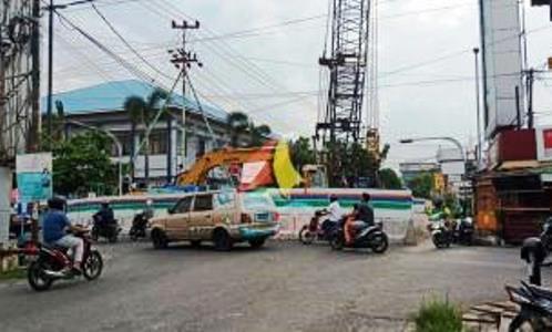 Galian Proyek IPAL di Kota Pekanbaru Menyisihkan Banyak Masalah