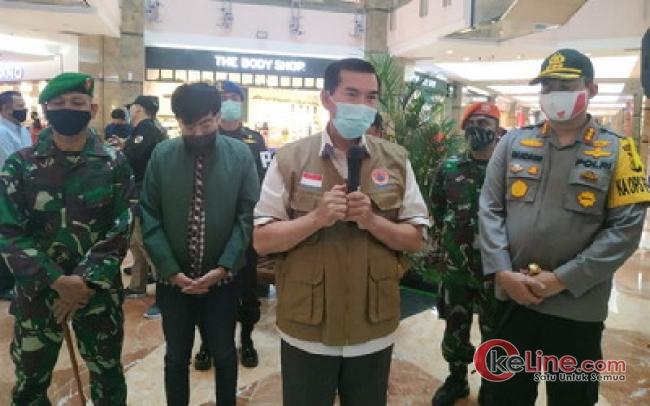 "Menuju New Normal, Dua Pejabat Riau Diduga ""Berebut Panggung"" Cari Simpati Warga?"