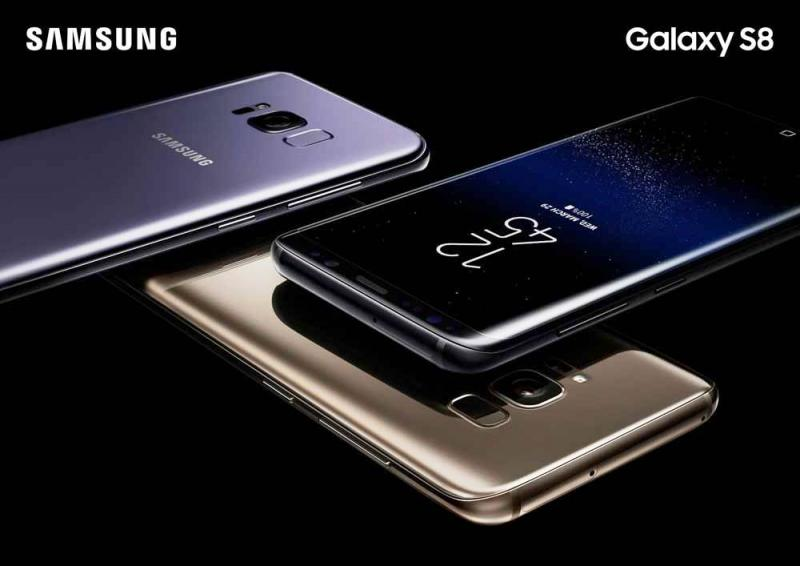 Galaxy S8 Plus Unggul dalam Pindai Wajah