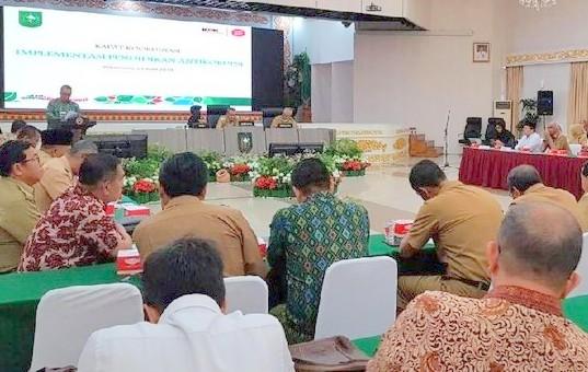 """KPK Berkeliling di Riau, Pejabat """"Jantungan"""""""