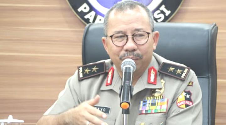 Polisi Berhasil Tangkap 4 Pelaku Teror BOm