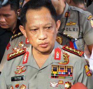 Ayah Penghina Jokowi Dari Ormas yang Akan Dibubarkan