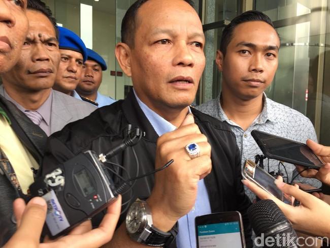 Saksi Irfan Kurnia Saleh Dipangil KPK