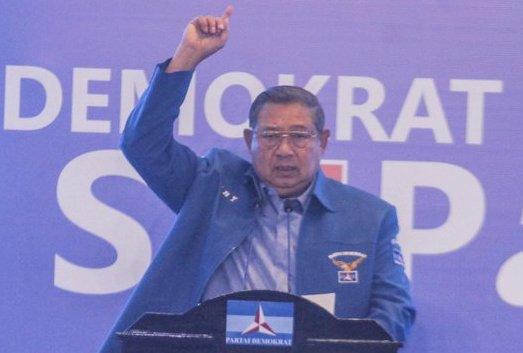 SBY Arahkan Seluruh Pimpinan dan Kader PD Hentikan Kegiatan di BPN