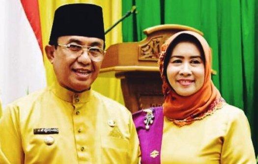 Siti Zulaikah Istri Bupati Inhil Punya Segudang Jabatan, Ini Kata Tjahyo