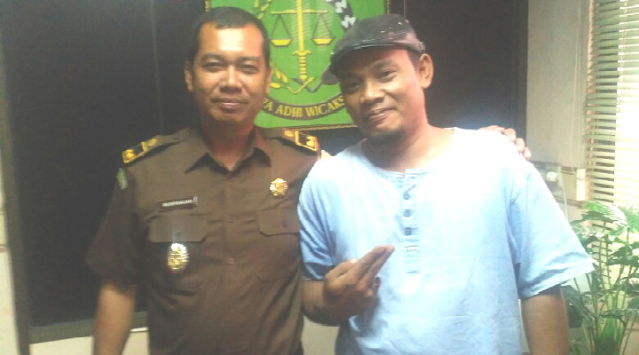Kasus Hotel Mimosa, Humas Kejati Riau Tak Mau? Direkam Saat Wancara