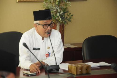 Realisasi PAD Triwulan I Capai Rp546 Miliar