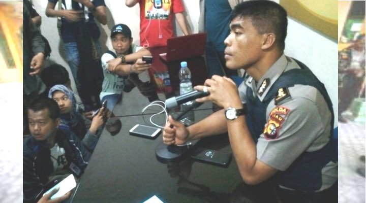 Belum Diketahui Motif Serangan Mapolda Riau