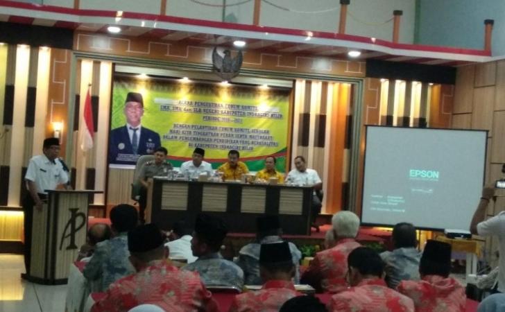 Pj Bupati Inhil menilai Keberadaan Forum Komite SMA, SMK dan SLB Negeri Sangat Penting