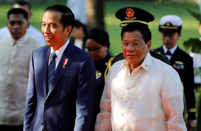 Duterte dan Jokowi Bentuk Pokja Kontra Terorisme