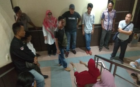 Belasan Kontraktor Tuntut Pembayaran Proyek 2017 ke Pemko Pekanbaru