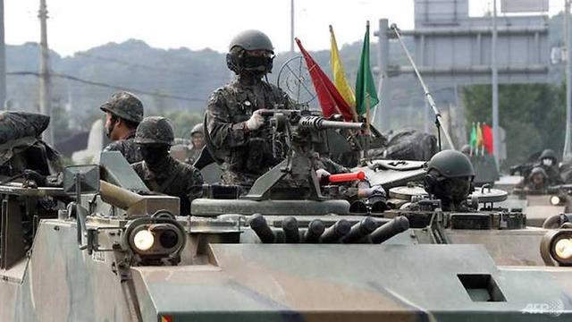 Latihan Militer Amerika dengan Korea Selatan Dimulai, Semenanjung Korea Memanas