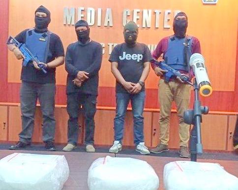 Diduga Diawasi Ketat di Aceh, Sabu Malaysia Masuk Laut Dumai