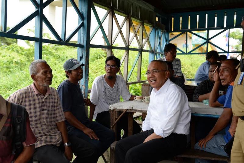 Juni, Pembangunan Jembatan Siak IV Dilanjutkan