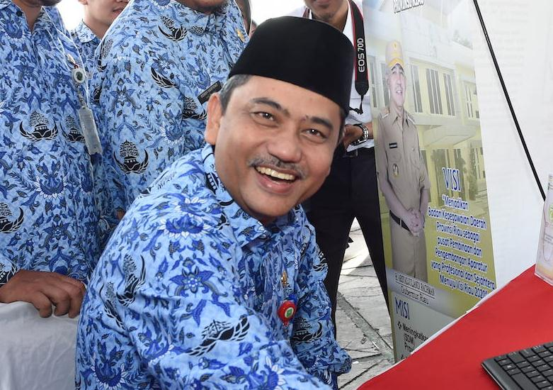 Bupati, Wakil Bupati dan DPRD Kuansing Tidak Gajian