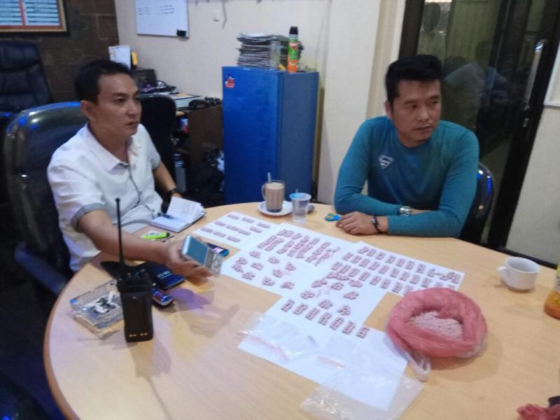 3 Bandar Narkoba Tidak Berkutik di Grebek Polresta Pekanbaru